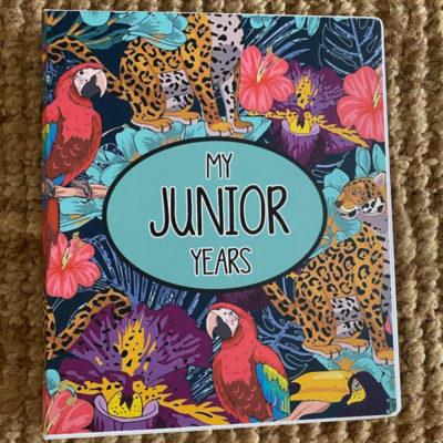 Girls Junior Primary Albums
